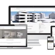 WordPress Webseite & Text für Wohnresidenz Gutekunst