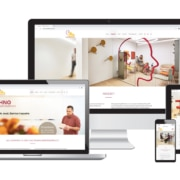 WordPress Webseite & Text für HNO Barfüsserplatz Arztpraxis