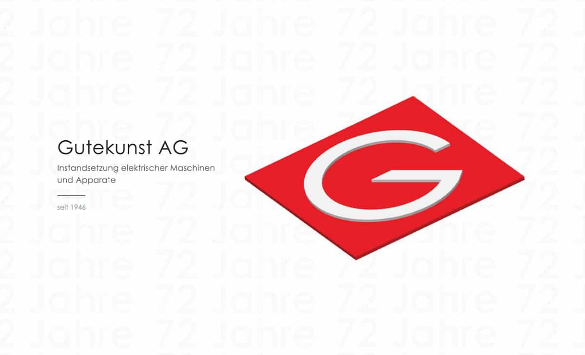 Gutekunst AG Logo Design