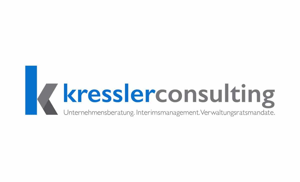 Logo Design für Kressler Consulting 1