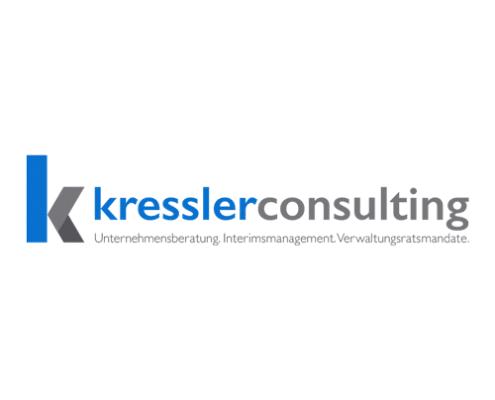 Logo Design für Kressler Consulting