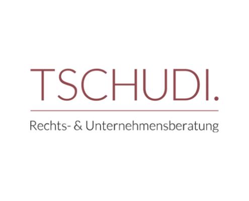 Logo Design für Tschudi Rechtsberatung